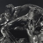 Rodin, Monument to Victor Hugo (detail)
