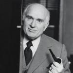 B. Gerald Cantor, 1981 (photo Douglas Kirkland)