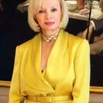 Iris Cantor, 2009 (photo courtesy Hola Magazine)