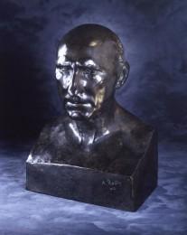1139 Bust Jean Baptiste Rodin color