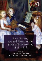 rival sisters, J. Rubin and Olivia Mattis